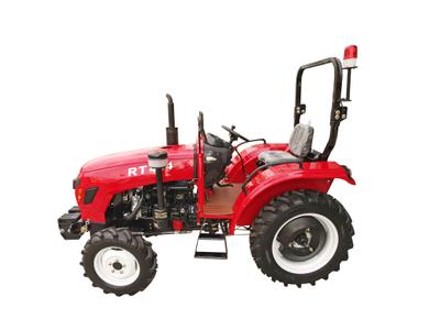 TY-P 25-50HP Flat floor Tractor