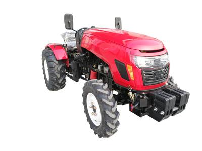TE 25-50HP Tractor