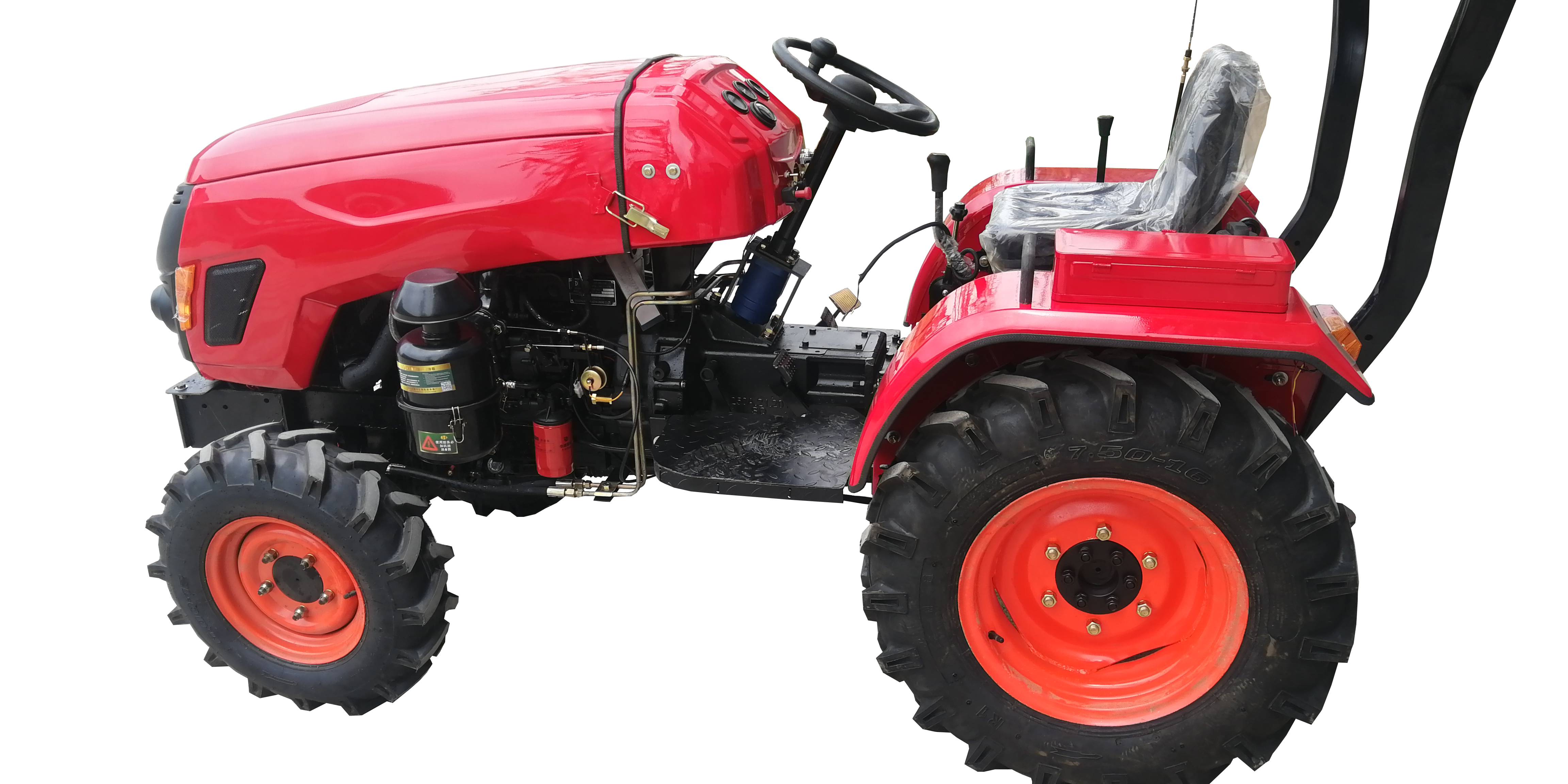 TL 20-40HP tractor